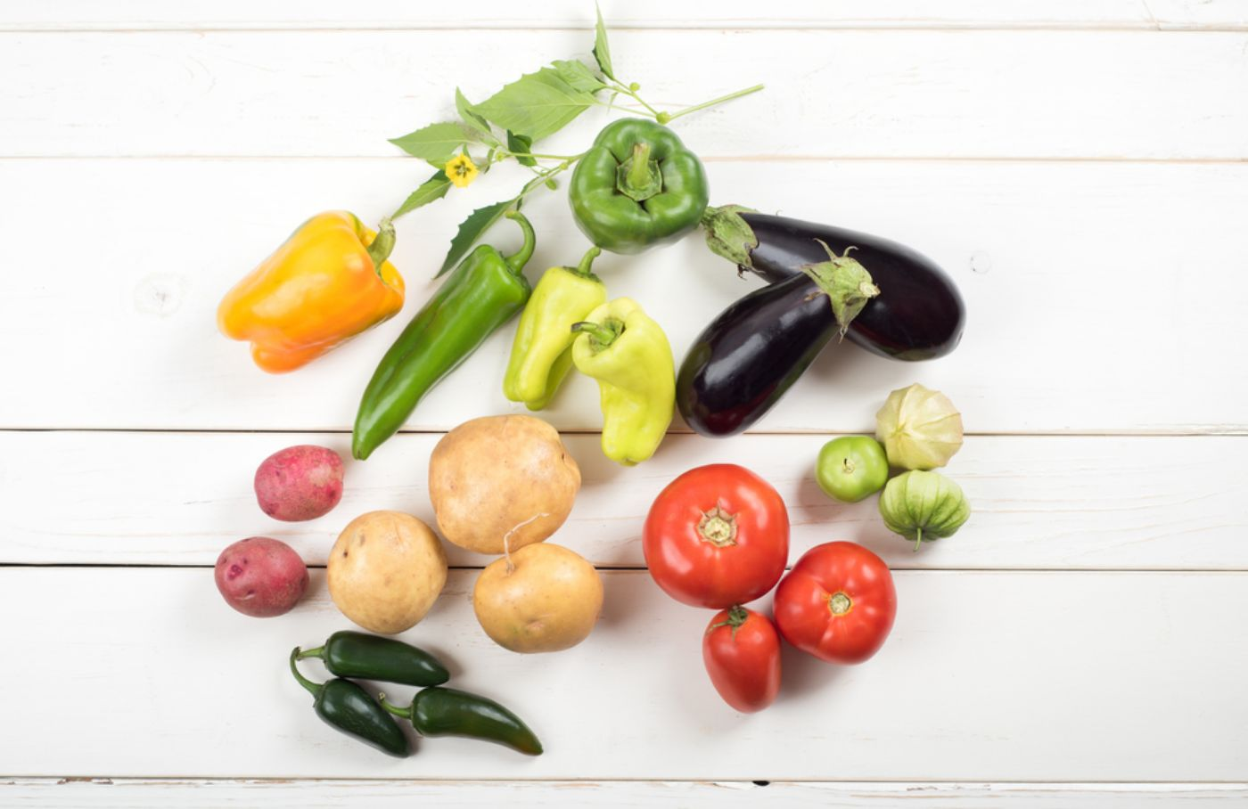 Exactly What Are Nightshade Vegetables?