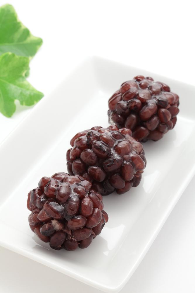 protein adzuki beans