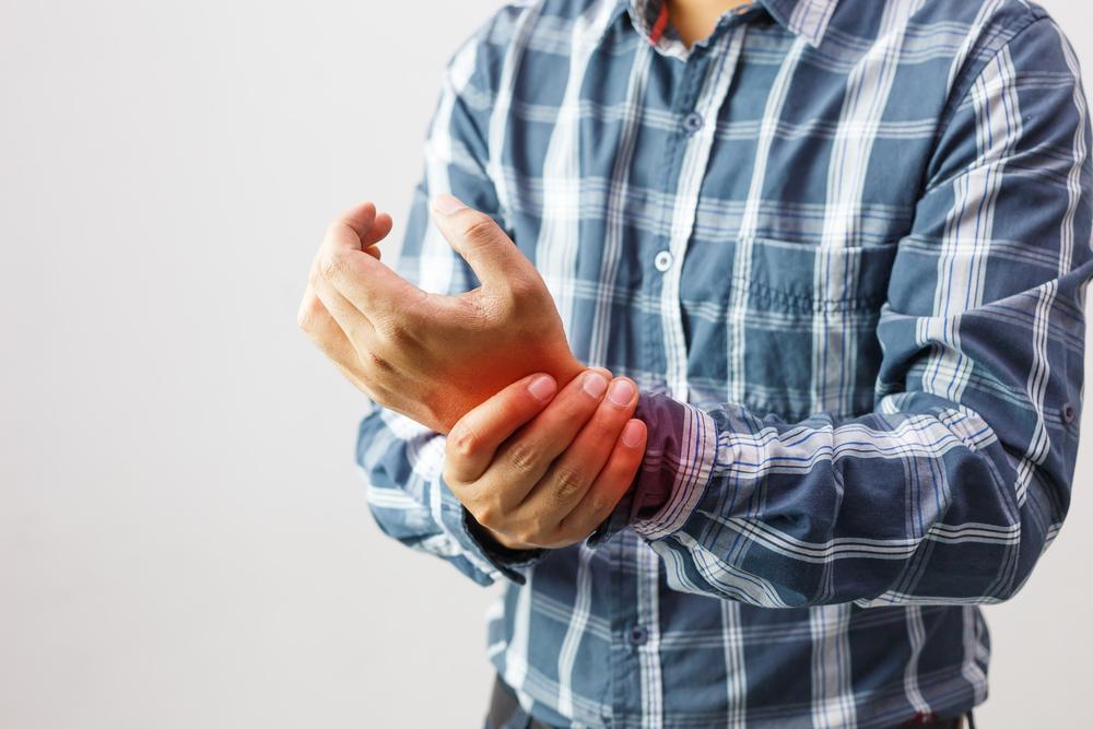 arthritis chondrocalcinosis