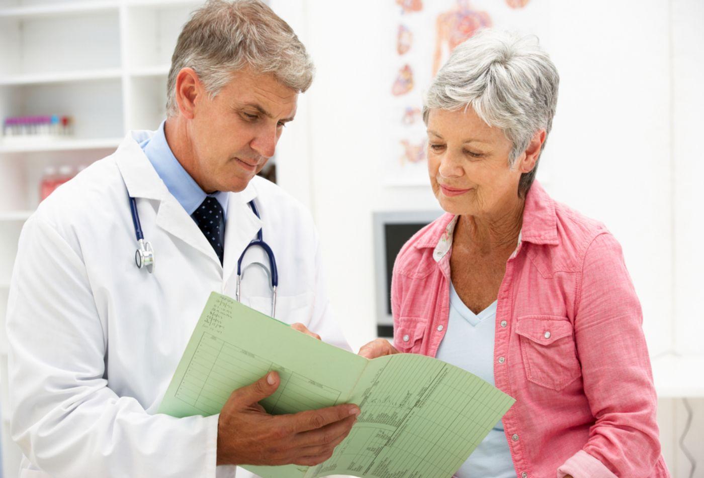 pyelogram treatment