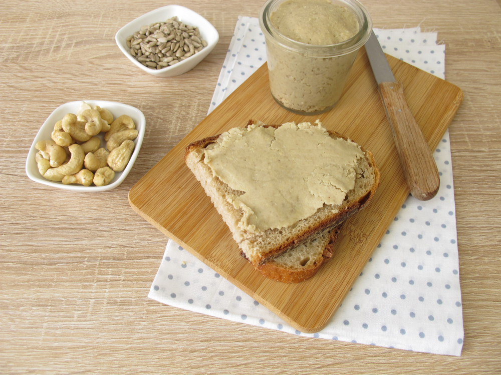 protein sunflower seed butter