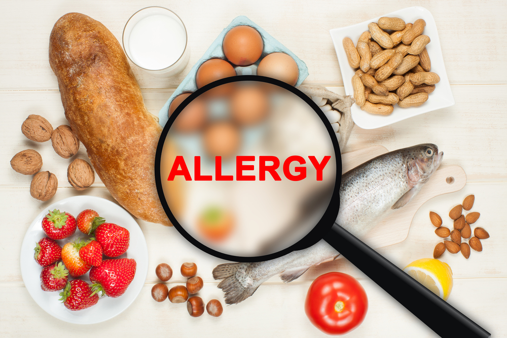 flour allergies