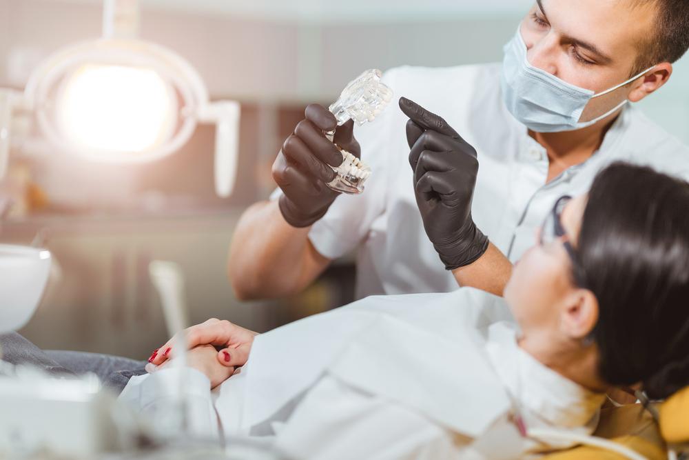 dental health calcium