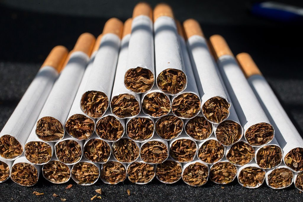 Carcinogens History Tobacco Chemical Tumors