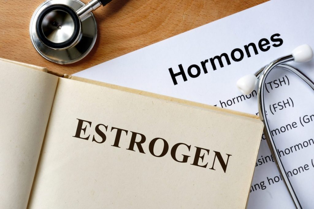medical books estrogen and hormones