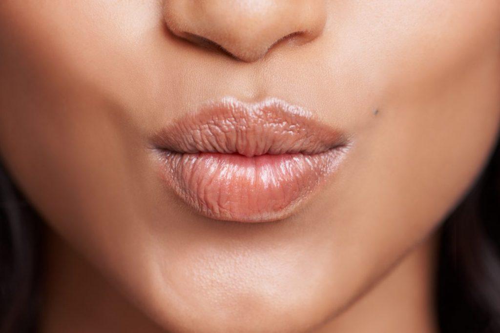 pursed lips bronchial