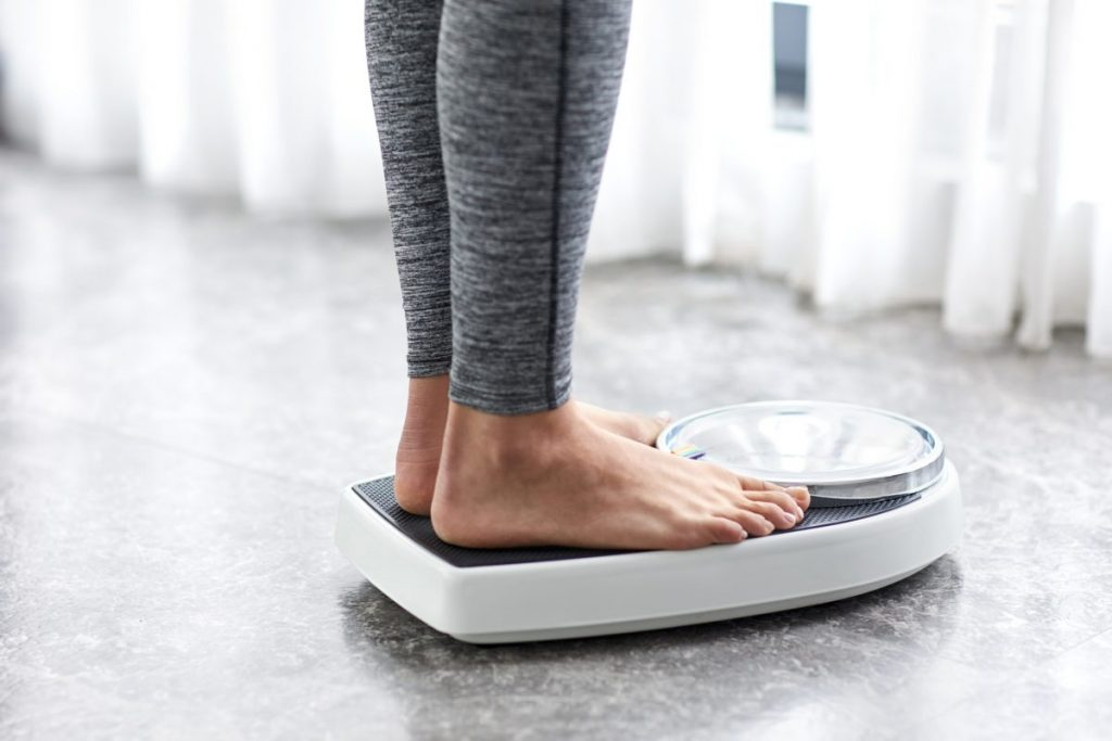 scale weight skinny underweight