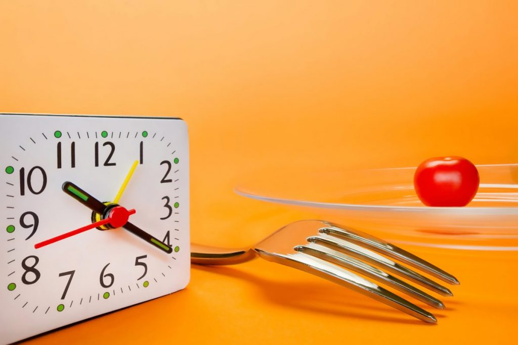 time-restricted fasting