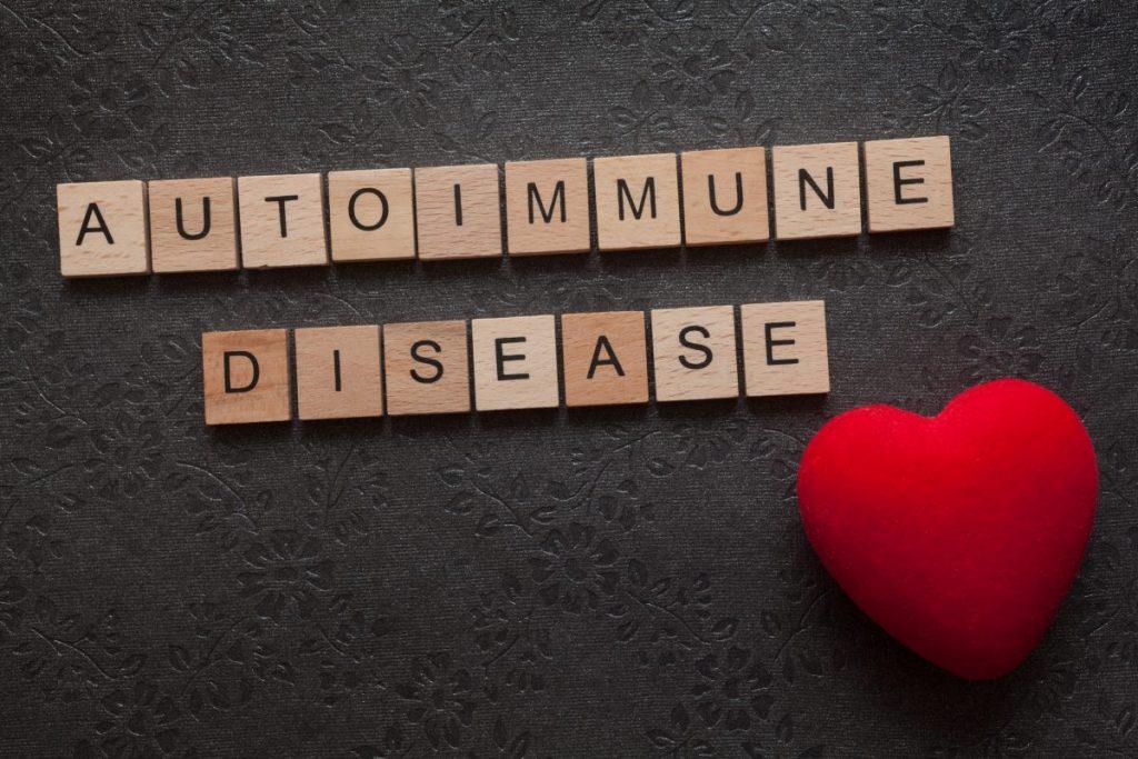 Autoimmune disease AIP diet