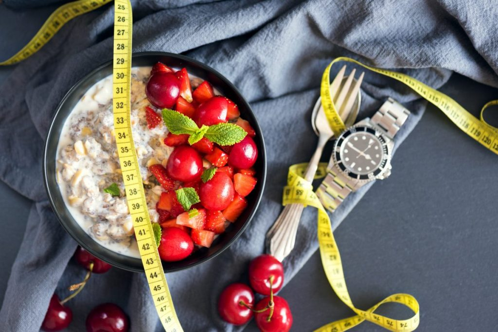 weight loss time-restricted eating