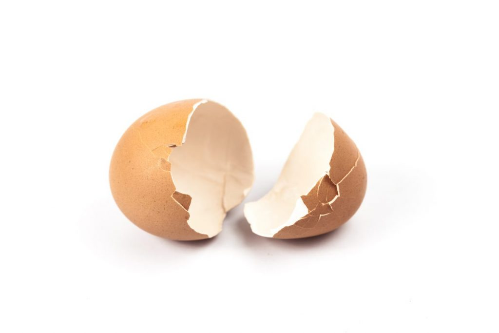 revitalize skin eggshells