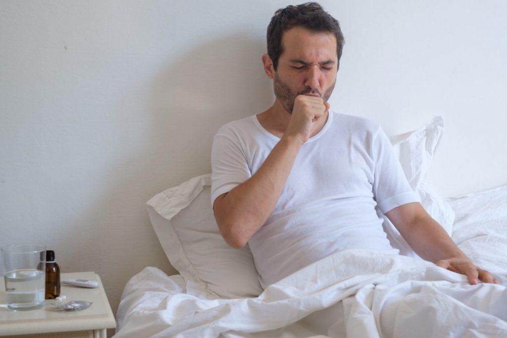 health complications bronchial