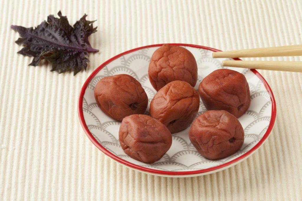 digestive health umeboshi plums