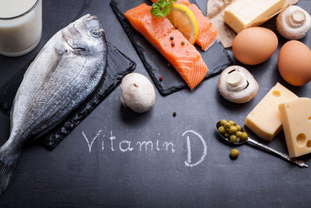 vitamin D PMS