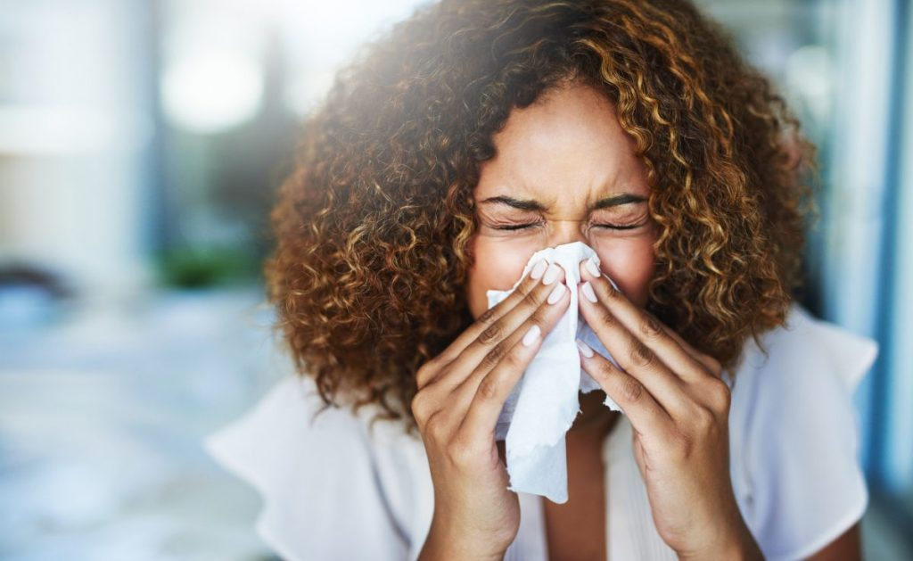 common Nonallergic rhinitis