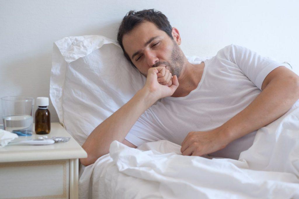 bacteria chronic bronchitis
