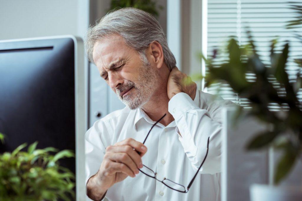 risks of Cervical spondylotic myelopathy