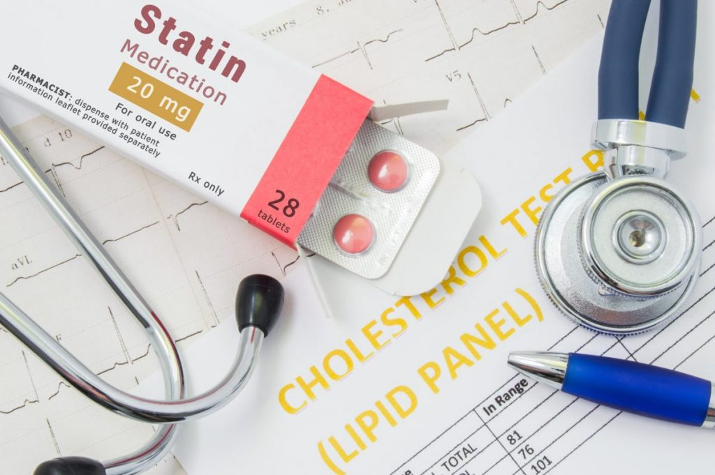 cholesterol treatment