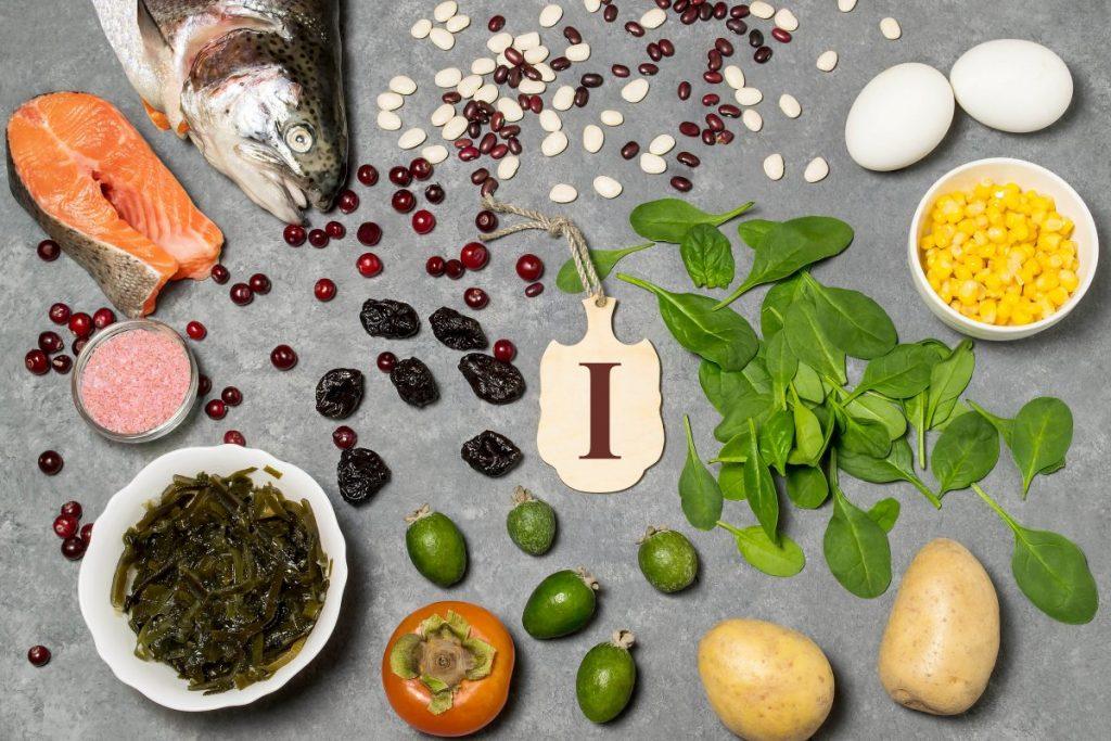 healthy foods goiter