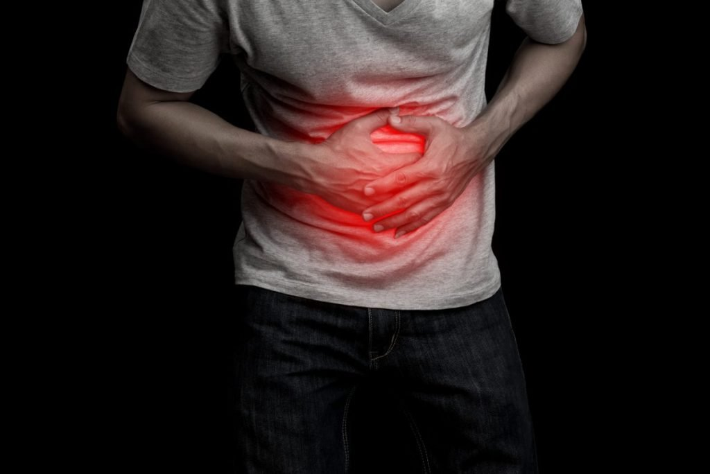 bladder bowel symptoms effects