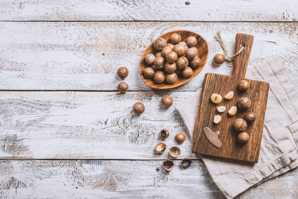 blood sugar macadamia nuts