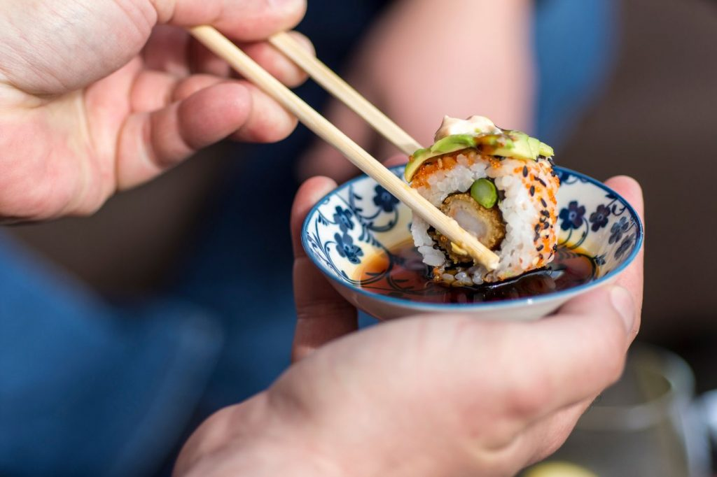 using Chopstick