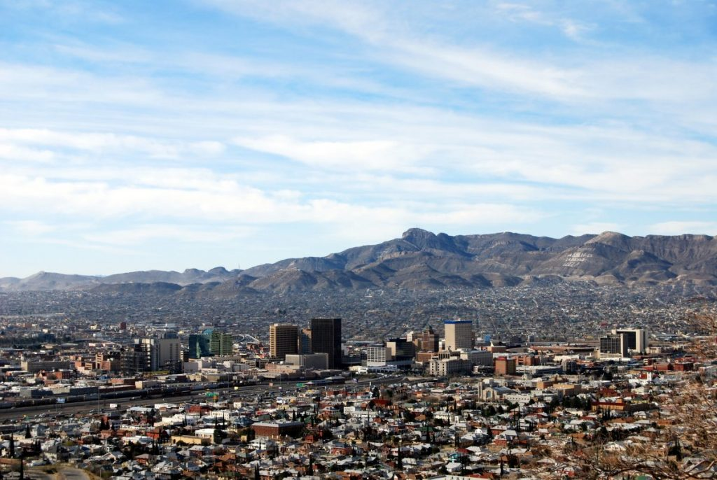 El Paso, Texas united states