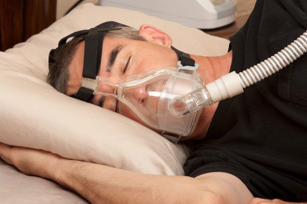 Hypoventilation cpap