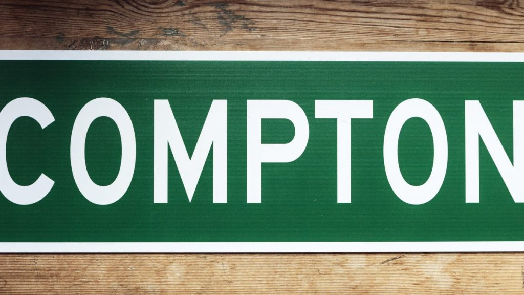 Compton, California united states
