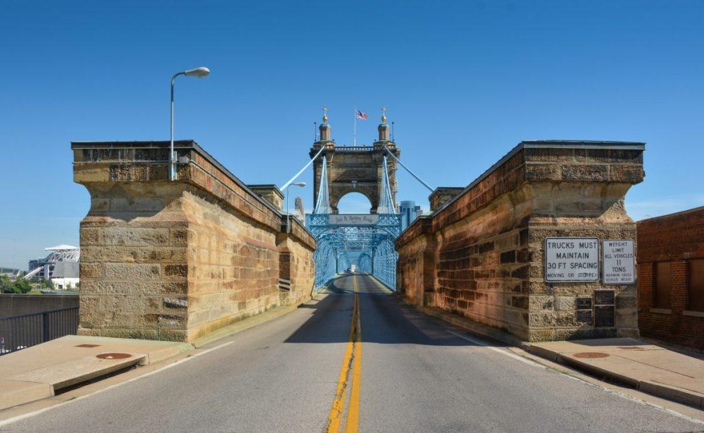 Cincinnati states