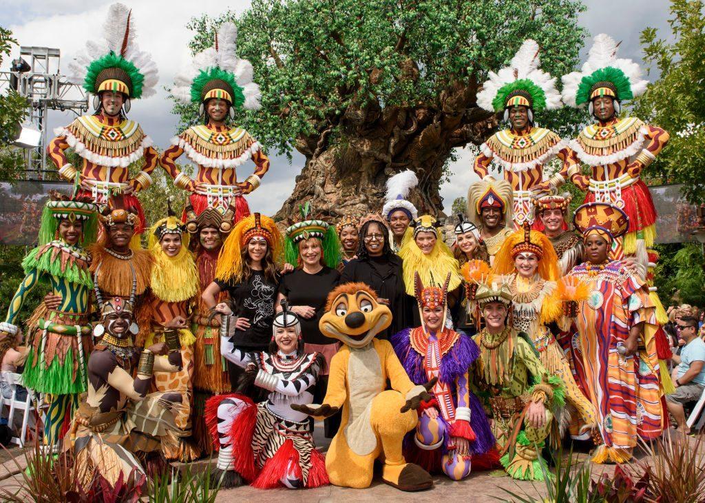 festival animal kingdom