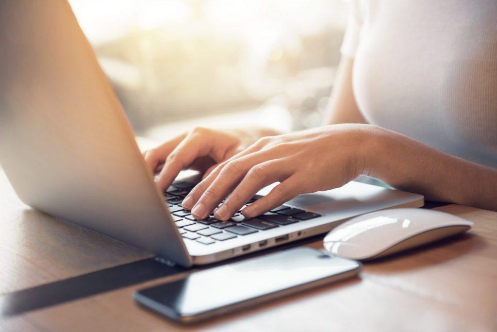 working as a freelance writer