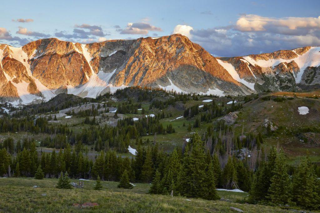 Retiring in Wyoming