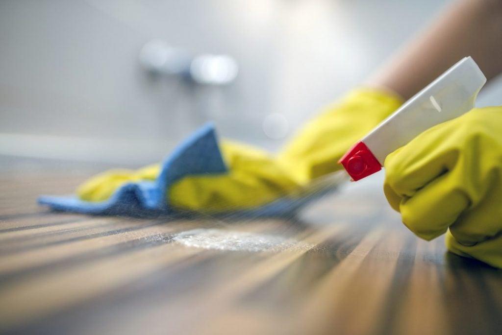household cleaner borax water