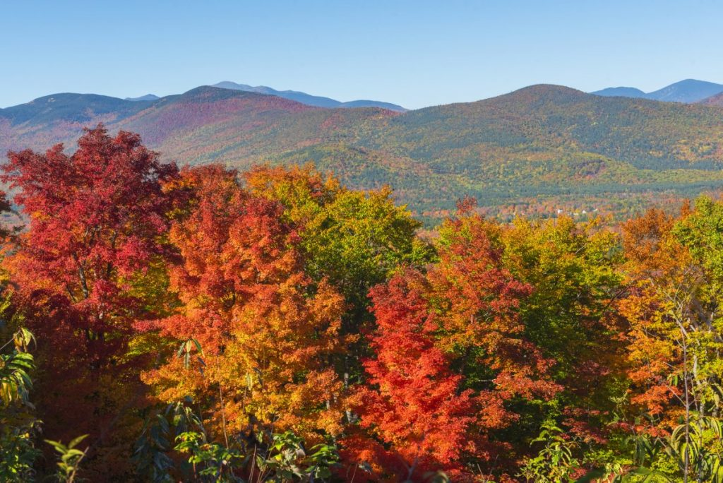 Retiring in New Hampshire