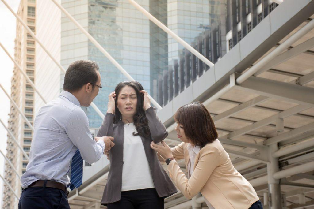 Bystander Help Interventions