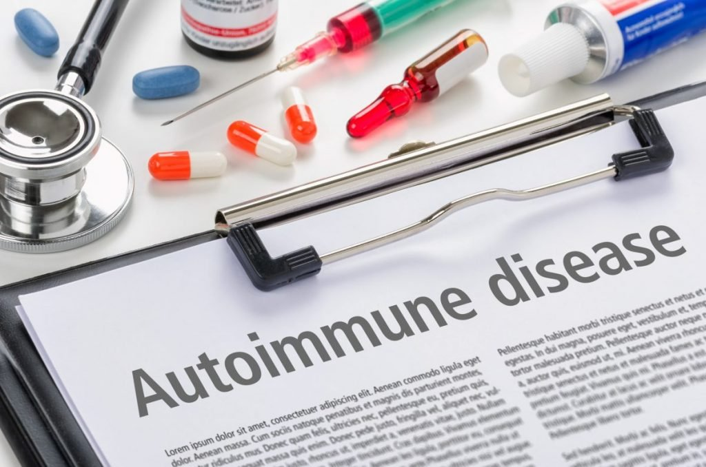 autoimmune disease unknown