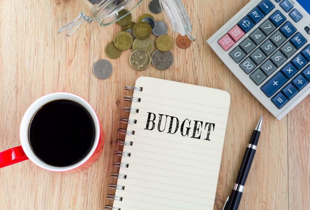 Budgeting for a road trip