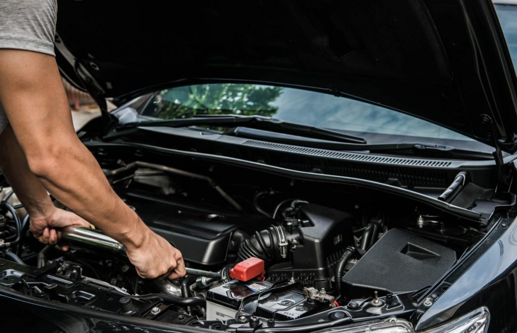 making sure your engine is ready for a road trip