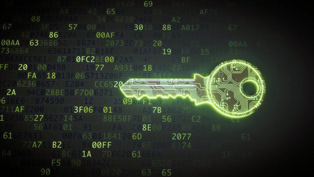 save key