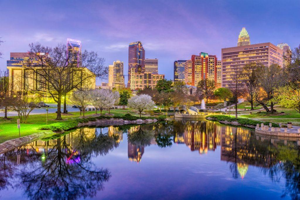Retiring in North Carolina
