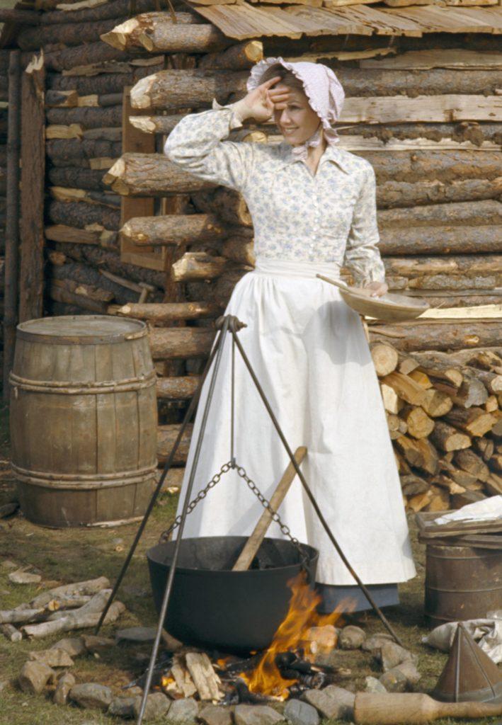 Alison Arngrim little house costumes