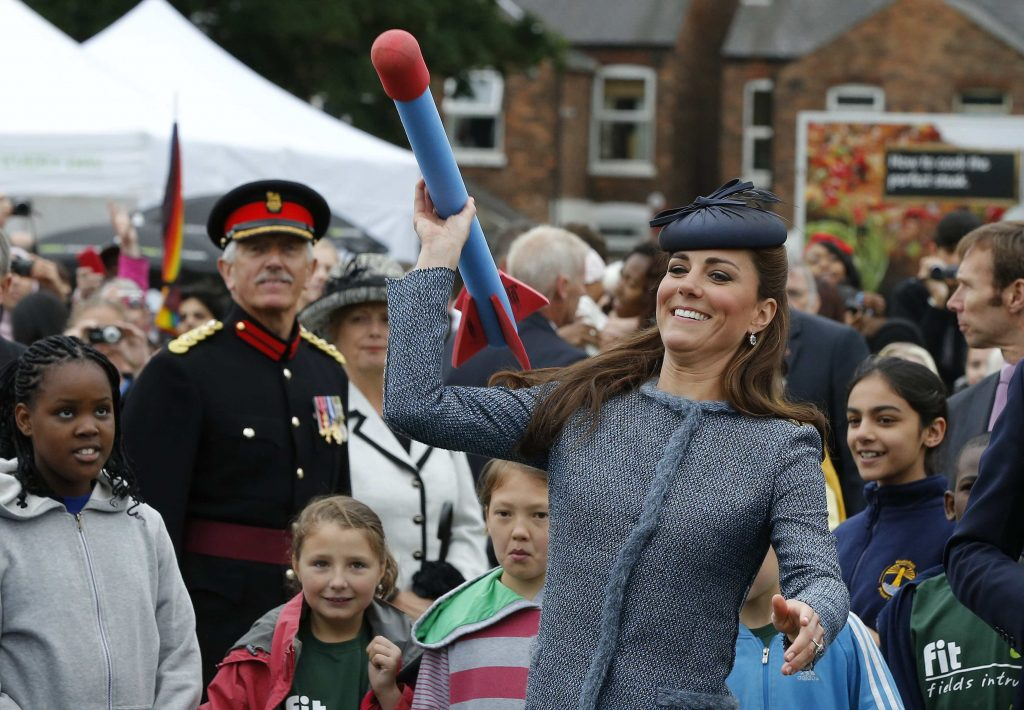 Kate Middleton Midlands