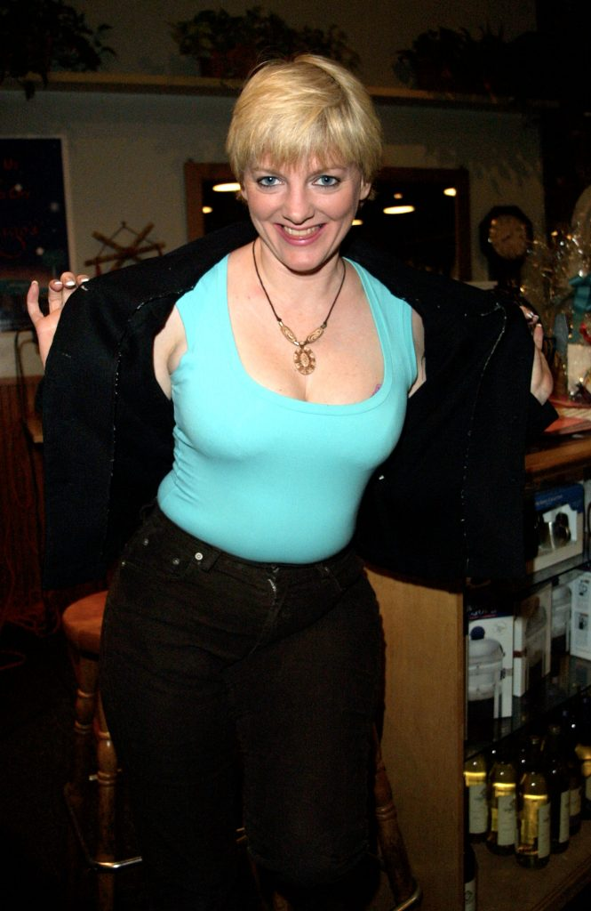 Alison Arngrim acting