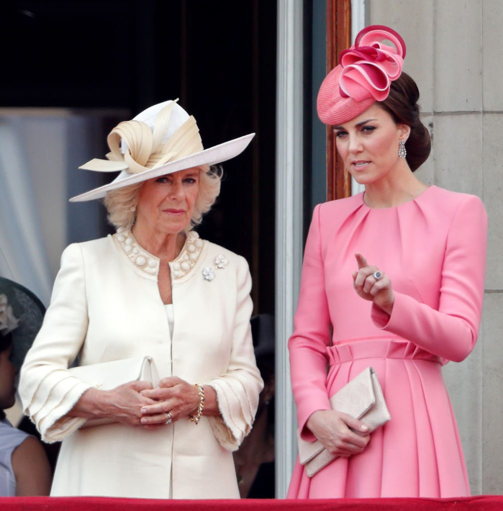 kate and camilla