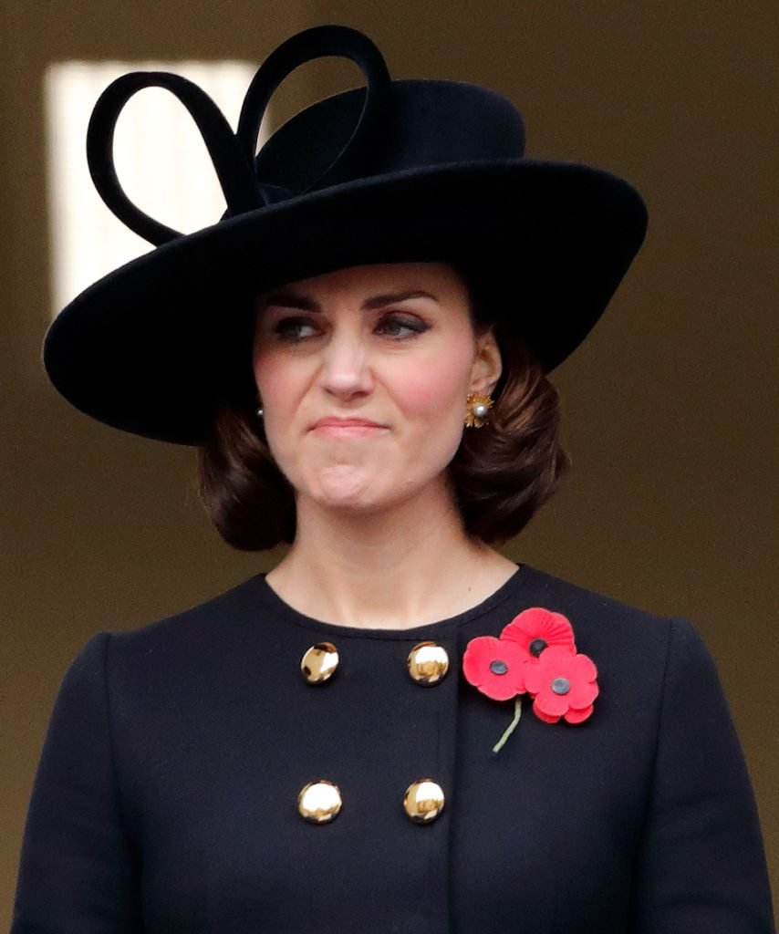 Kate Middleton tears