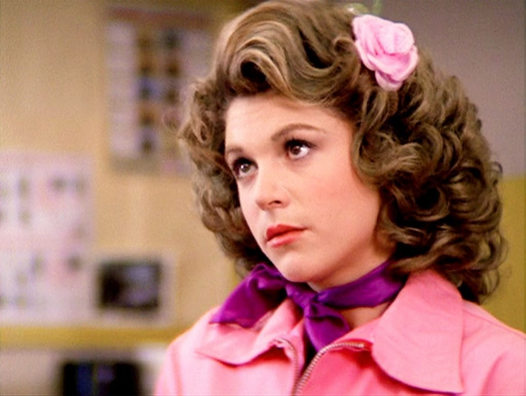 Dinah Manoff grease