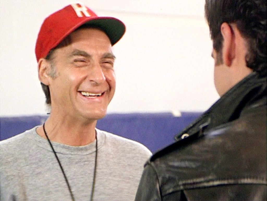 Sid Caesar now grease