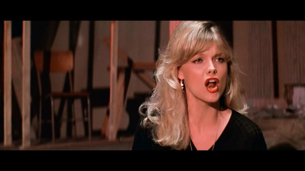 Michelle Pfeiffer grease