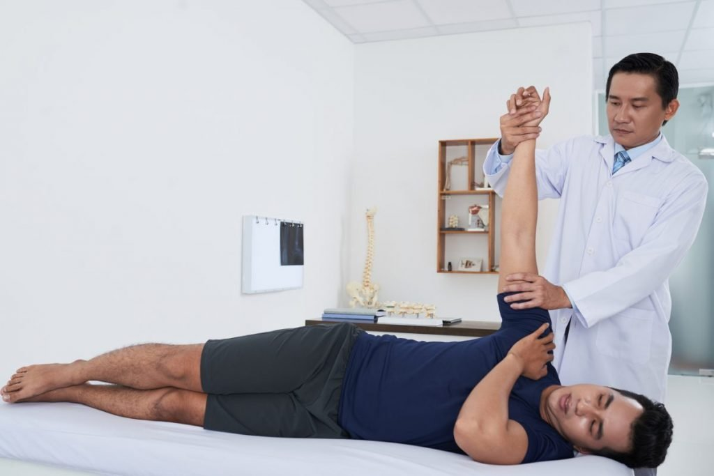 pain a slipped disc